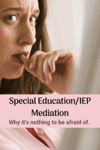 IEP special education mediation