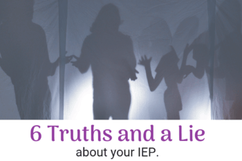 IEP thoughts
