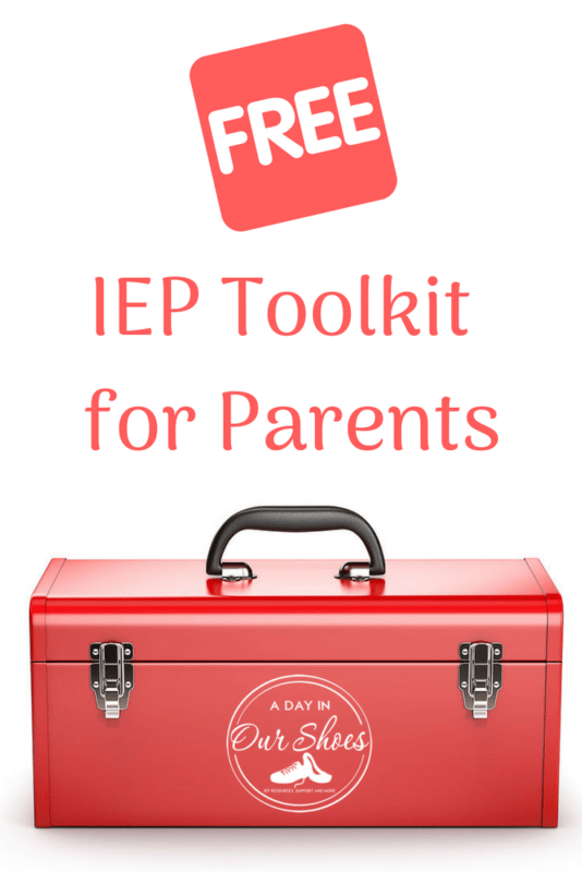 IEP toolkit