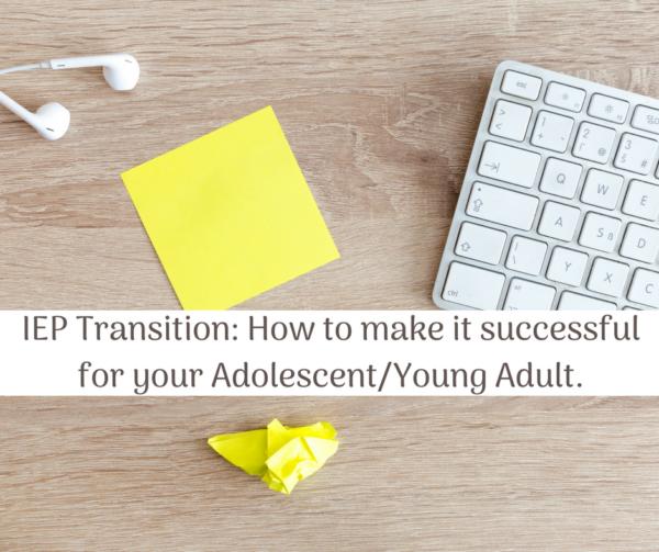 IEP transition