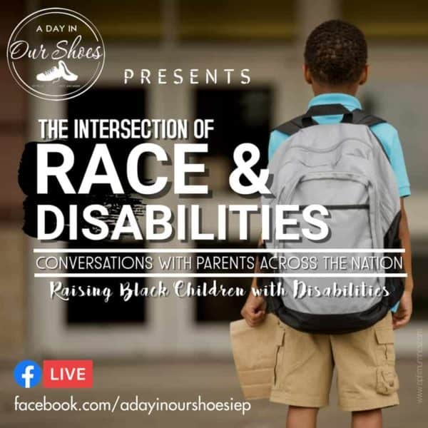 black and disabled chat