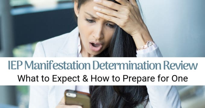 {IEP Manifestation Determination} 10 Practical Parent Tips.