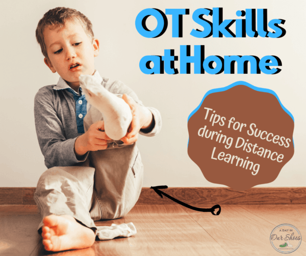 OT Skills + Distance Learning: Tips for Success