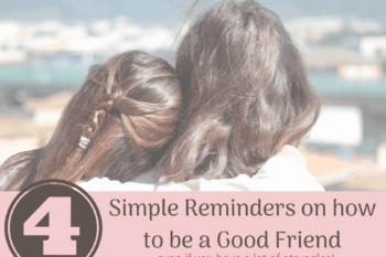{Special Needs Moms} Friends, how many of us have them?