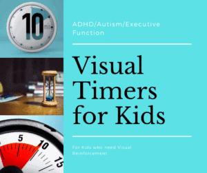 visual timers for kids