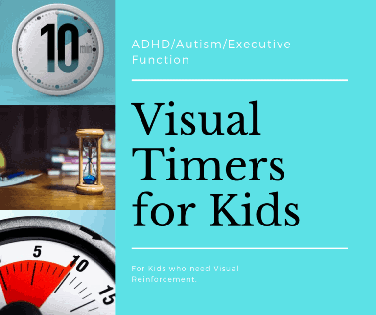 10 Free Visual Timers for Kids and Autism.