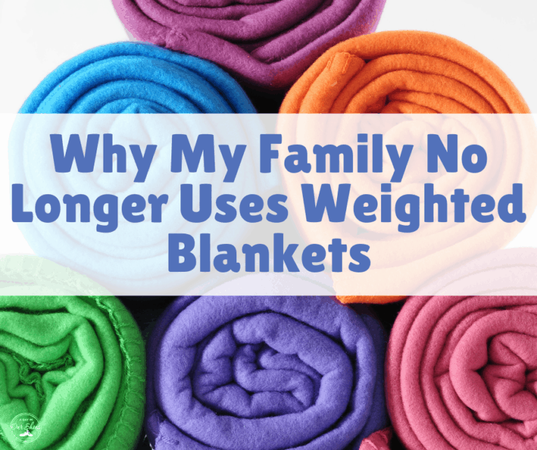 Yes, Your Weighted Blanket can Cause Pain and Make you Sore.