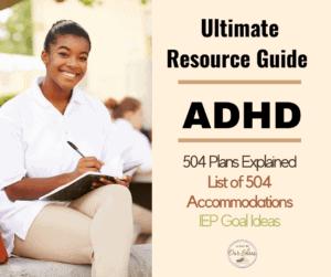 adhd accommodations