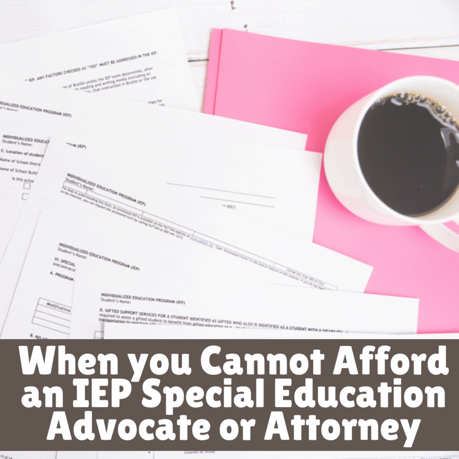 afford iep special education advocates attorney