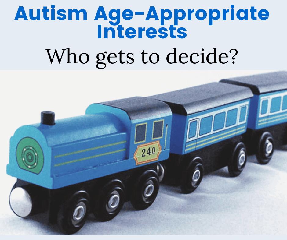 age appropriate developmental disabilities autism