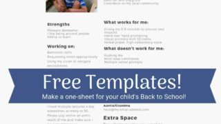 All About Me Worksheets: 11 Free Printables and Templates.