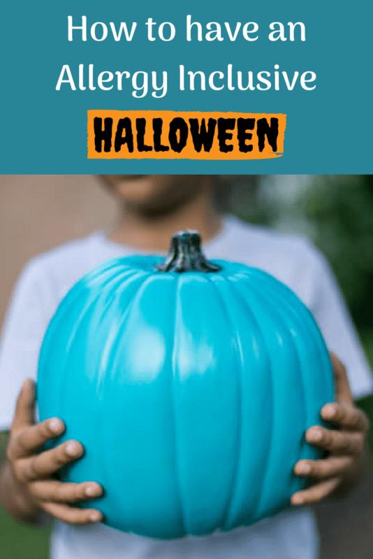 allergy halloween