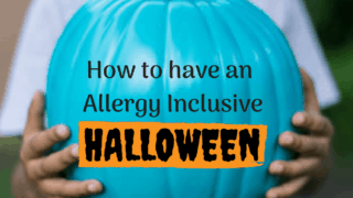 Everything you need for a Food Allergy Inclusive Halloween.