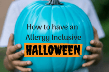 allergy inclusive halloween