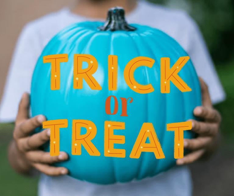 Allergy Free Candy Options | Halloween | Teal Pumpkin Ideas