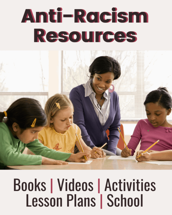 Anti-Racism Resources | Books | Activities | Lesson Plans | Primary Schools