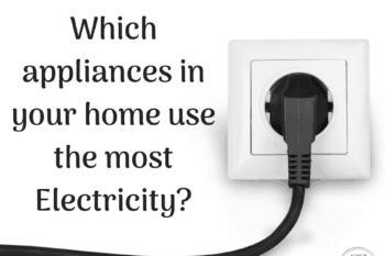 appliance use electricity electrical outlet cord plugged in