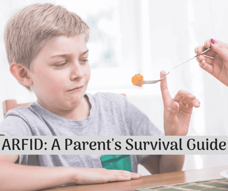 {ARFID} A Family guide to overcoming ARFID.