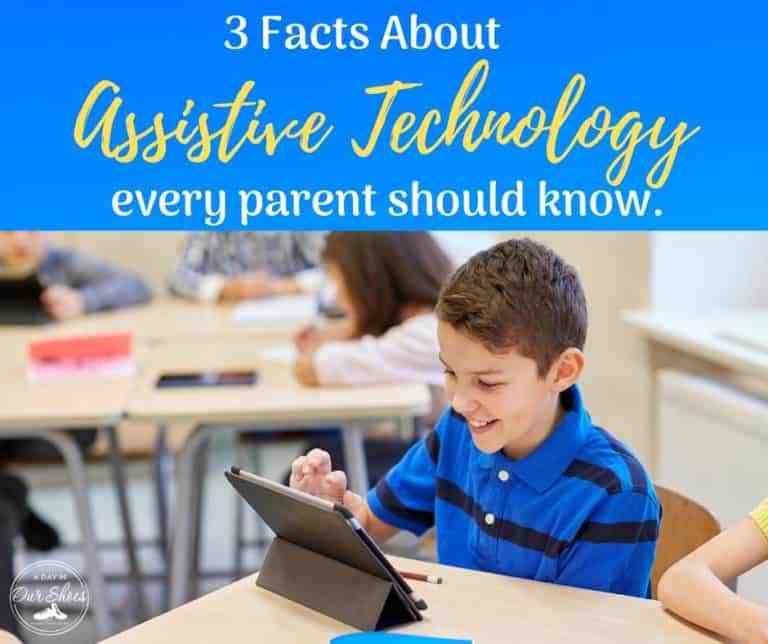Assistive Technology in the Classroom | 3 Facts that can change your IEP.