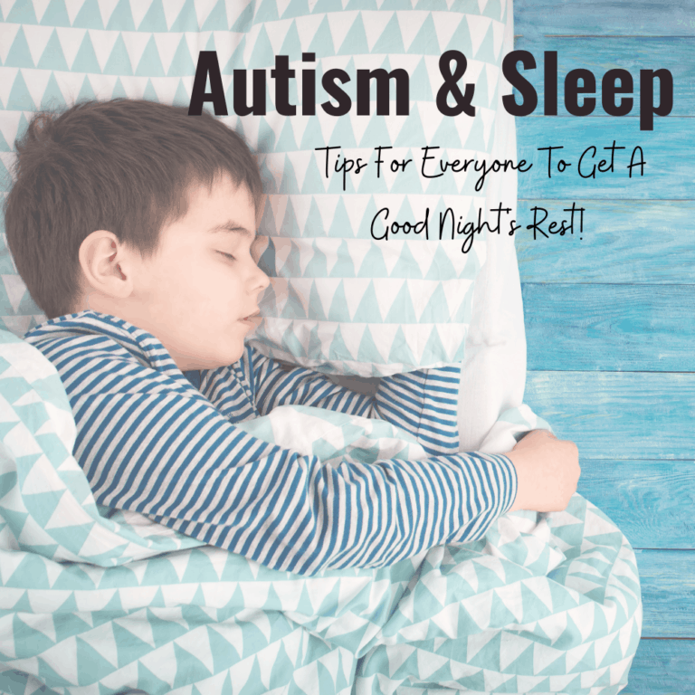 Autism, ADHD, and Sleep Issues | Best Tips for Everyone to Get a Good Night's Rest
