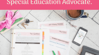 The 7 things you need to become a Special Education Advocate.