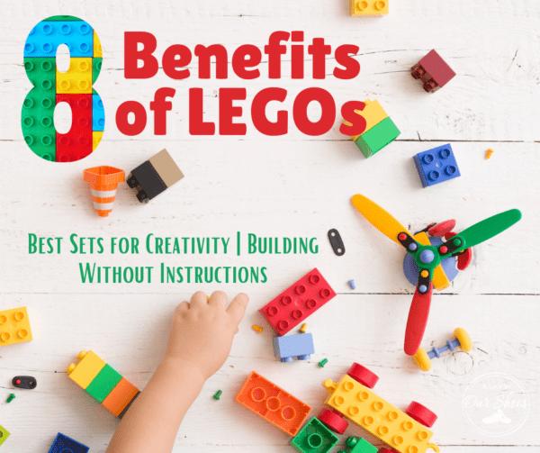 8 Benefits of LEGO | Best LEGO Sets for Creativity | LEGO Without Instructions