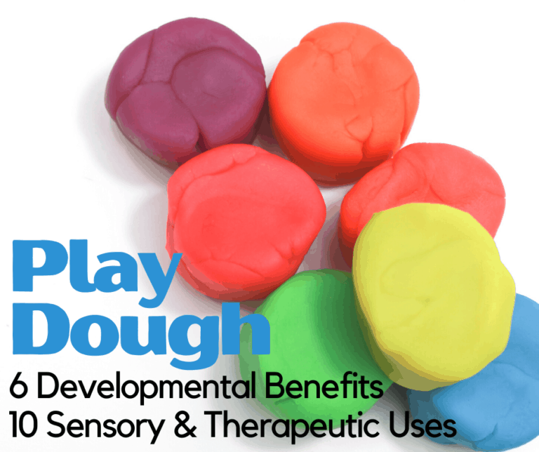 6 Benefits of PlayDough | 10 Ways to Use PlayDough in Skill Development