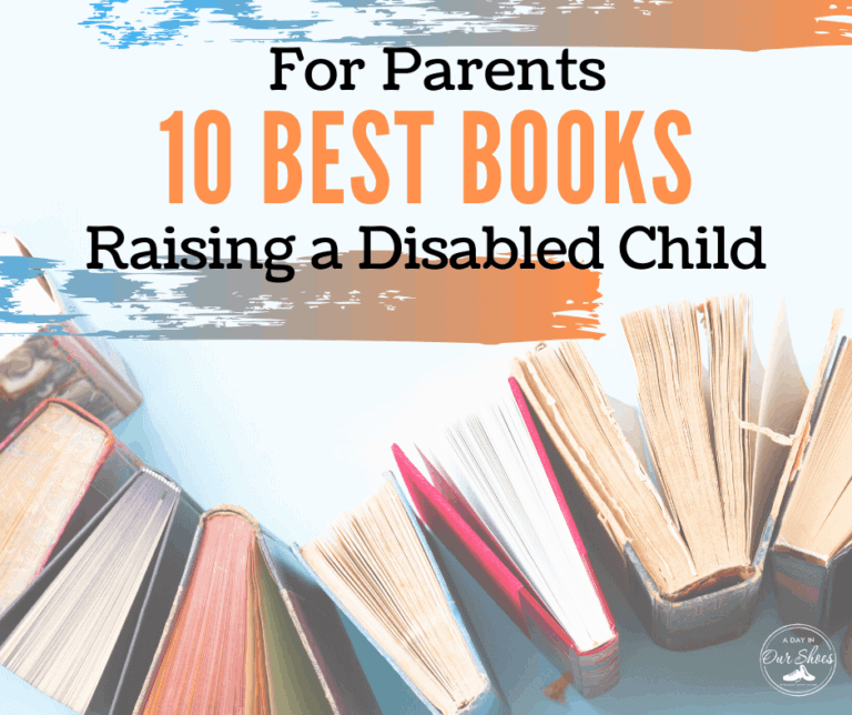 10 Best Books if you are Raising a Disabled Child | Special Needs Parenting Books