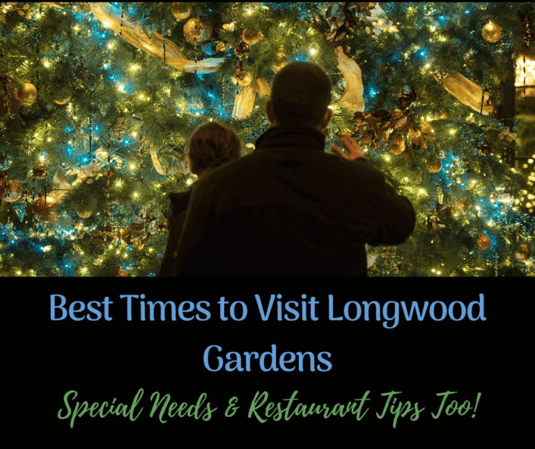 {Longwood Gardens} Best Time to Visit + 7 other Secrets to Know Before you Go.