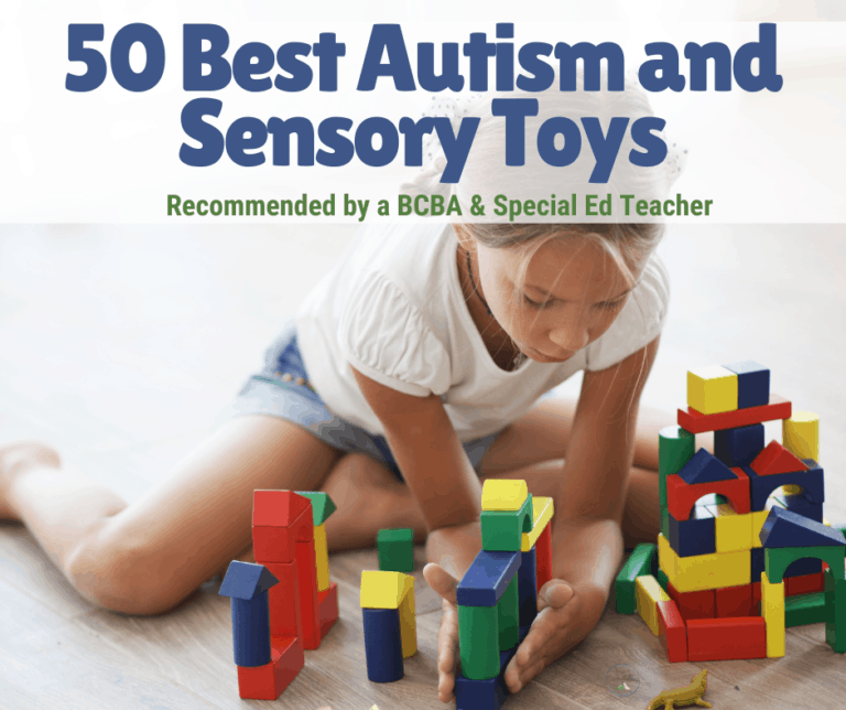 50 Best Toys for Toddlers and Kids with Autism | Sensory | Developmental Delay