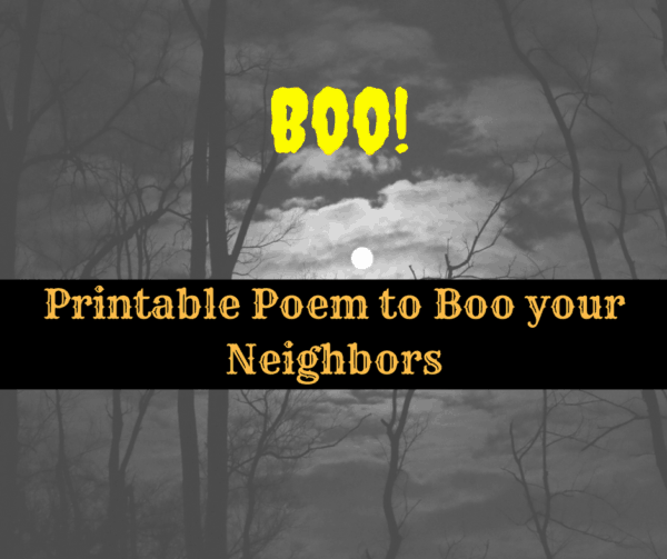 boo your neighbors