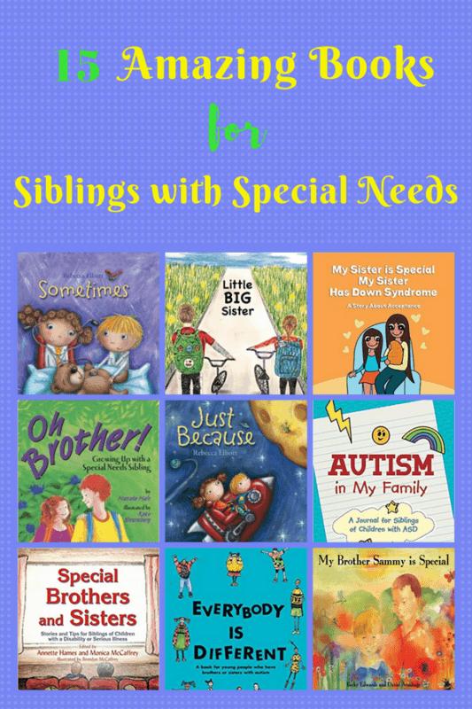 special needs siblings