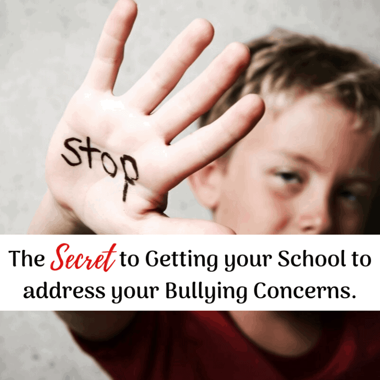 Child Being Bullied at School? | Advocacy Tips | Legal Rights | Gebser Letter Example