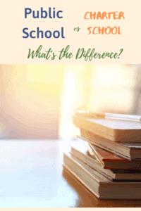 charter school vs public school