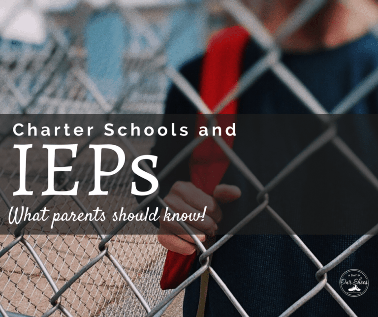 When your Charter School Rejects your Child based upon their IEP Needs.