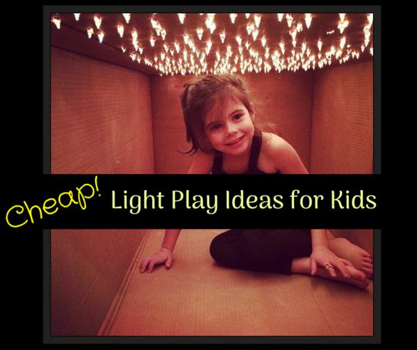 cheap light play