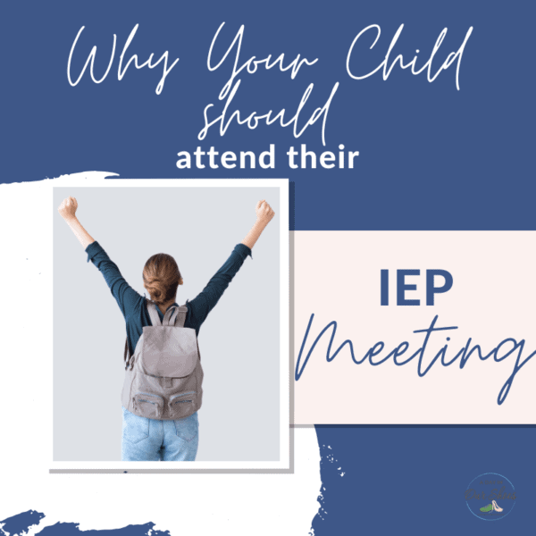 child attend iep meeting