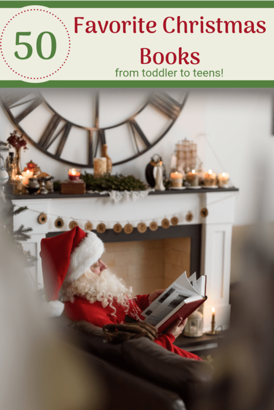 50 Christmas book classics and favorites, from toddlers to teenagers