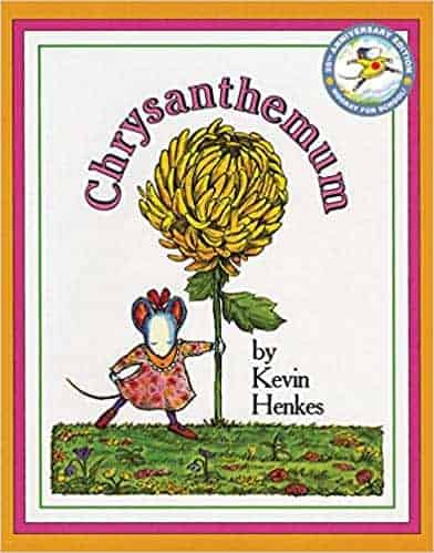 chrysanthemum book cover