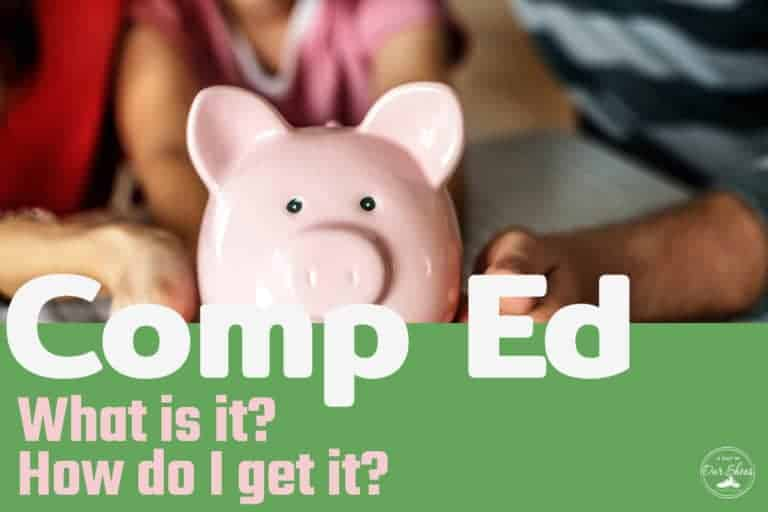 IEP Compensatory Education (Comp Ed): What is it? How do I get it?