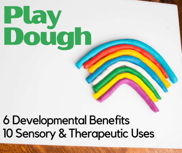 developmental benefits of playdough