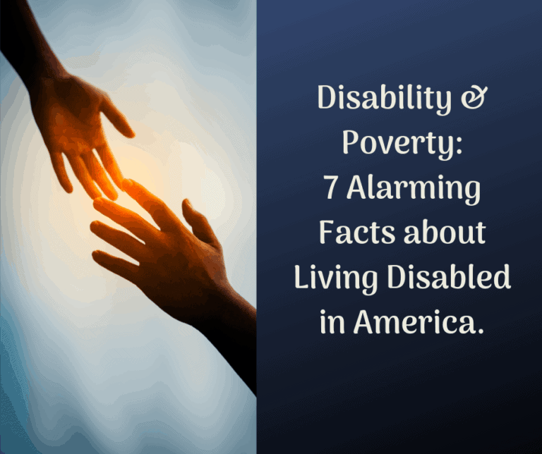 7 Must-Read Facts about Poverty and Disability.