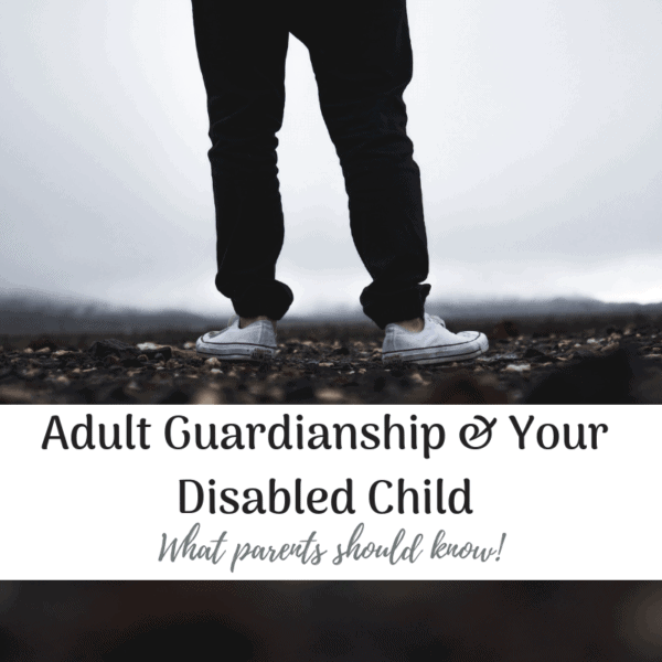 disabled child guardianship