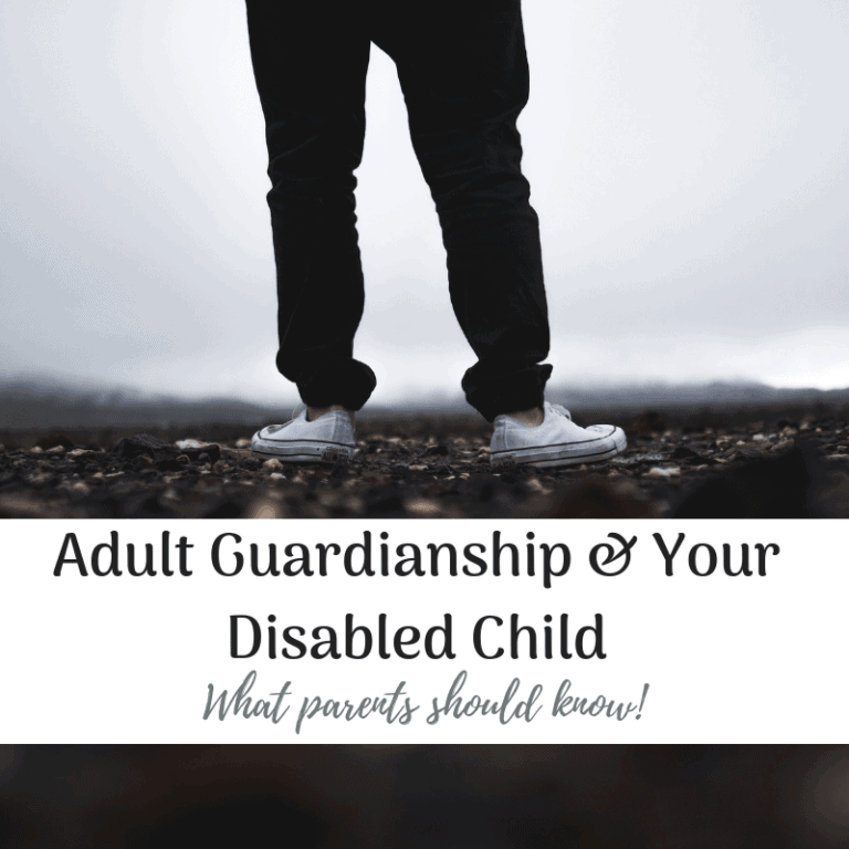 Legal Guardianship for Adults | How to Get Guardianship for Adults with Disabilities