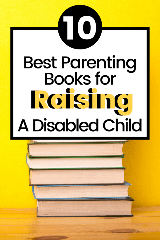 disabled parenting books