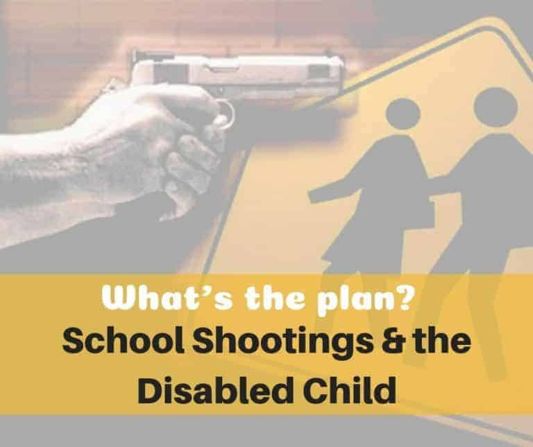 6 Questions for Parents to ask about School Shooter Drills and Disabled Students