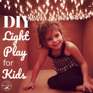 diy light play