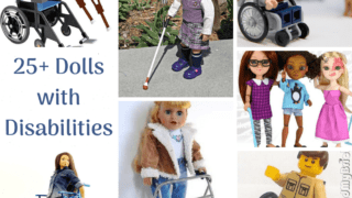 25 Amazingly Awesome Dolls with Disabilities.