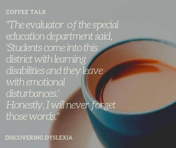 untreated dyslexia can lead to other problems