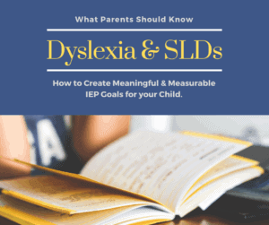 dyslexia-specific-learning-disability